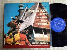 Pyatnitsky State Russian Folk Choir – - LP