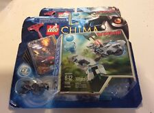 Lego Legends of Chima Speedorz Winzar Ice Tower 70106 101 Piece