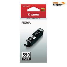 Canon d'origine PGI-550 Noir Cartouche d'encre pour PIXMA MG5650 (6496B001)