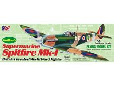 MK 1 Spitfire 419mm Wingspan Flying Model Balsa Aircraft Kit from Guillow's