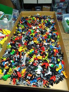 Lego Bionicle Bulk Lot 10 Lbs, 11 ounces. free shipping USPS.