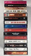 15x 90's POP Cassette Tape Lot: Rare Britney Spears Spice Girls Backstreet Boys