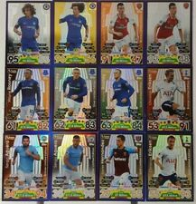 Match Attax 2017/18 Limited Edition Card SINGLES, EPL TOPPS LE