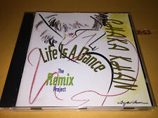 CHAKA KHAN cd LIFE IS A DANCE REMIX hits PROJECT i FEEL FOR YOU (prince) clouds