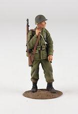 Britains WWII, 2. guerra mundial, U.S. 101st Airborne ser soldado de infantería en m-43 chaqueta, 25032