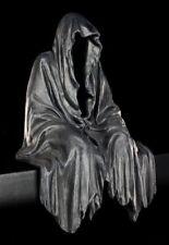 Segador Taburete borde - Aquí residiert El OSCURIDAD - Demonio Figura Muerte