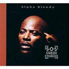 ALPHA BLONDY - S.O.S GUERRE TRIBALE  CD NEU