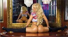 """38 Nicole Coco Austin - Sexy Hot Model 44""""x24"""" Poster"""