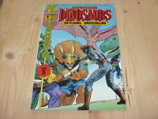 Dinosaurs for Hire     #9   Near Mint