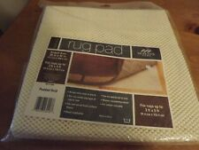 ROYAL PALACE  Luxury Rug Cushion Pad 2/' x 3/' NIP