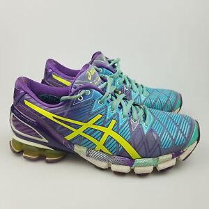 Women's ASICS 'Gel Kinsei 5' Sz 7 US Runners Purple AVGCon   3+ Extra 10% Off
