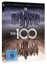 The 100 - Die komplette 5. Staffel [3x DVD] *NEU* DEUTSCH Season 5 Fünfte S5