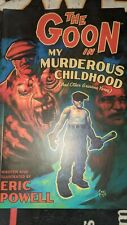 The Goon: My Murderous Childhood  (2004, Dark Horse Comics) TPB Near Mint Cond