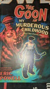 The Goon: My Murderous Childhood  (2004, Dark Horse Comics) TPB Near Mint Cond