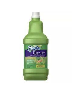 Swiffer WetJet Floor Cleaner Refill Liquid GAIN Scent 42.2 oz. Multi 3700083061
