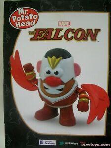 Mr Potato Head The Falcon  Marvel Poptaters Collectors Edition Superhero
