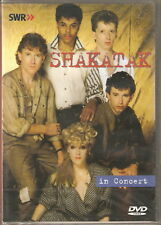 SHAKATAK IN CONCERT - Recorded Live 10th October 1985 (NEW/SEALED DVD 2004)