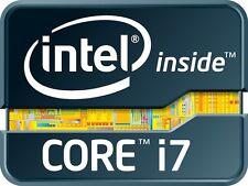 Authentic Intel Core i7 Extreme Edition Sticker 15.5mm x 21mm Desktop Badge