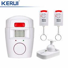 105db Alarm PIR Wireless Motion Detector Home Alarm System Remote Controller