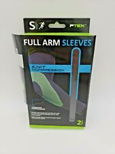 PTEX Knit Compression Full Arm Sleeves Small