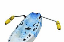 Brocraft Kayak or Canoe Outrigger  / Stabilizer  System