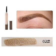 Eye Brow Dye Cream Pencil Waterproof Brown Tint Paint Eyebrow Set by #r 02#