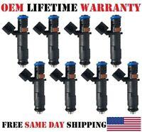 OEM TBI Fuel Injectors Set 5235231 Rebuilt by Master ASE Mechanic USA 2