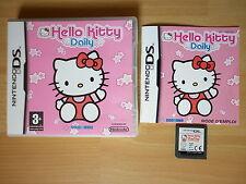 Hello Kitty Daily Jeu Vidéo Nintendo DS