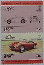 1960 a.C. Ac Ace coche Sellos (líderes del mundo / Auto 100)