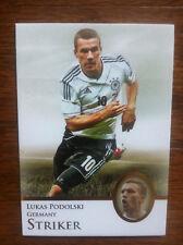 2013 Futera Unique Soccer Card- Germany PODOLSKI  Mint