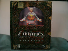 ULTIMA IXAscension(PC1999)VIIIPaganVIIBackBOX ONLYVI FalseProphet&Wing Commander