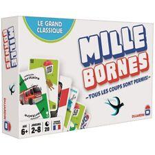 Mille Bornes - Le grand classique - Dujardin - Fabriqué en France -  Jeu Neuf