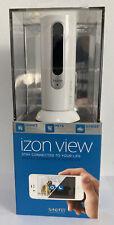 Izon View Camera Security Surveillance Wifi App Home Pets Baby Night Vision NEW