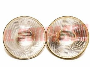 Groups Optical Lights With Glass Lower Fiat 682 Truck Original Siem 170 MM