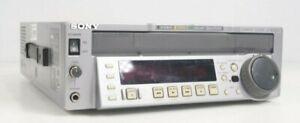 Sony J-30SDI Betacam Series Compact Player Beta SP SX Digi-Beta MPEG IMX SDI