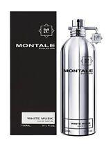 White Musk by Montale Eau De Parfum Spray 3.4 oz For Women SEALED