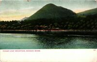Vintage Postcard - Sugar Loaf Mountain Hudson River New York NY #3592