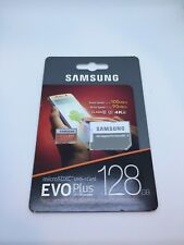 Samsung EVO Plus 128GB microSDXC UHS-I Memory Card (2017 Model)