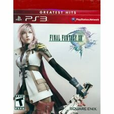 PLAYSTATION 3 PS3 FINAL FANTASY XIII BRAND NEW RARE!