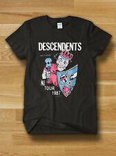 NEW T Shirt Descendents - ALL 1987 Tour (SIZE S, M, L, XL, XXL.)