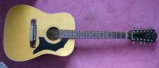 Hohner Contessa HG-680 -12 String Acoustic Guitar Made in Japan