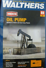 Walthers HO #933-3170 Walking Beam/Horse Head Oil Pump -- No Motor, Kit -