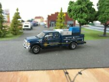 Ho 1/87 River Point Station F550 Service Truck Custom
