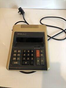 Vintage Vatman Office Calculator Display Prop Film TV