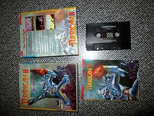 Cassetta Commodore CBM 64 - TURRICAN II 2 The Final Fight - 1992 Rainbow Art UK