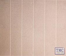 312 Ratio Corrugated Sheet N Gauge Plastic Kit