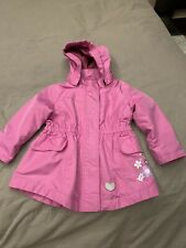 Legowear  girls raincoat, size 18-24 mo