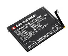 3,8 V Batterie pour OnePlus X e1000 e1500 Oppo a30 double sim TD-LTE remplace blp607
