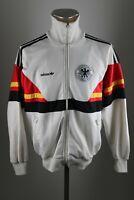 adidas DFB Herren Jacke 80er Track Jacket 1986 Gr. 50 M Deutschland Germany BJ1