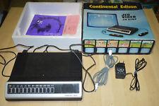 Console de jeu CONTINENTAL EDISON jeu video JV 2705